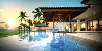 Tropical Exterior