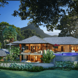 Hawaiian architecture style projects by tropical for Hawaiian style architecture