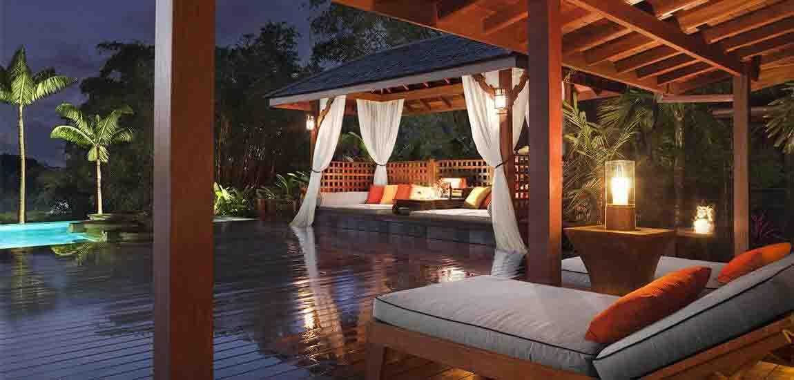 How to design a luxury home for Hawaii or any tropical island?