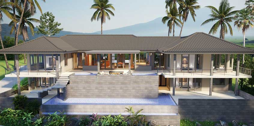 Tropical Architecture Group, Inc. Enters The California Market