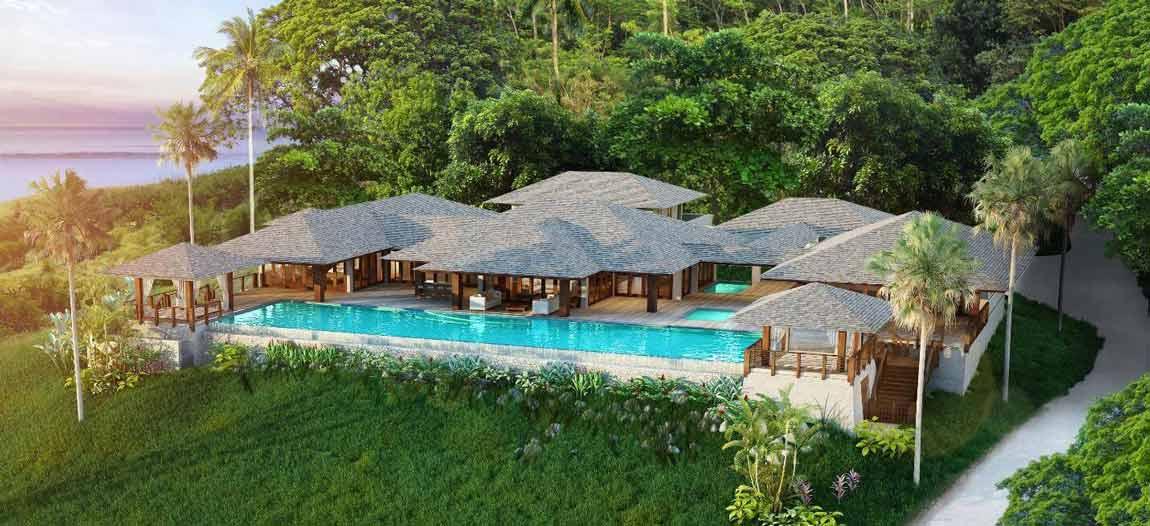 Tropical Architecture Design on Maui